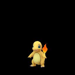 Pokemon GO Shiny Charmander