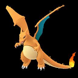 Pokemon GO Charizard
