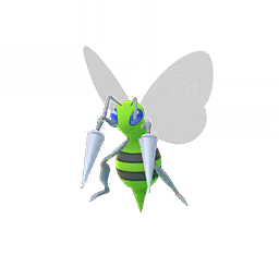 Pokemon GO Shiny Beedrill
