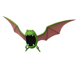 Pokemon GO Shiny Golbat