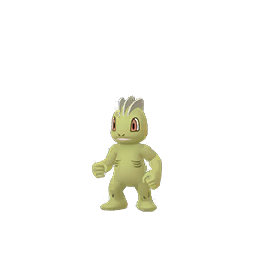 shiny machop