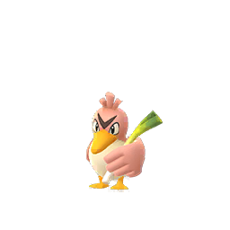 Pokemon GO Shiny Farfetch'd