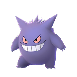 Normal Gengar sprite