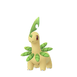 Pokemon GO Pokemon GO Bayleef sprite (Male)
