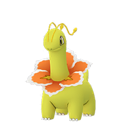 Pokemon GO Pokemon GO Meganium Shiny sprite (Male)