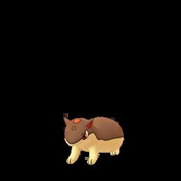Pokemon GO Shiny Quilava