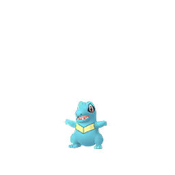 Pokemon GO Pokemon GO Totodile sprite (Male)