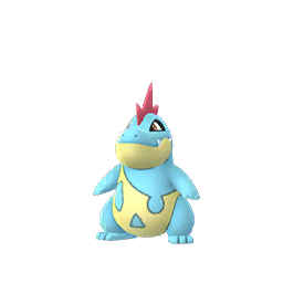 Pokemon GO Pokemon GO Croconaw sprite (Male)