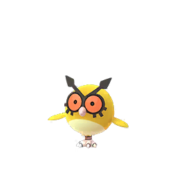 Pokemon GO Shiny Hoothoot
