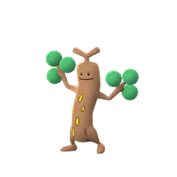 normal sudowoodo