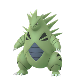 Dark-Types in PvP Tyranitar
