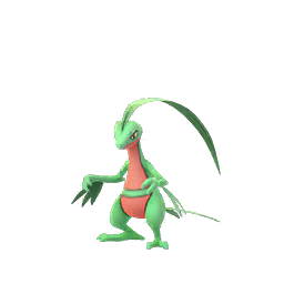 Grovyle for March Community Day
