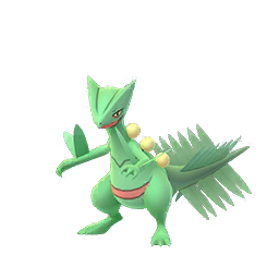 Sceptile for March Community Day