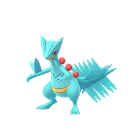 Shiny Sceptile for March Community Day