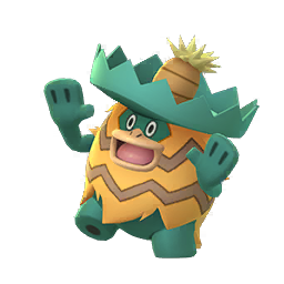 Pokemon GO Ludicolo shiny