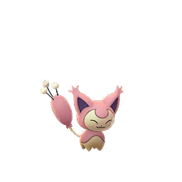 Pokemon GO Skitty sprite (Male)
