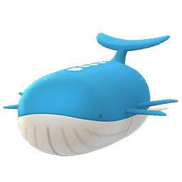 Pokemon GO Wailord sprite (Male)