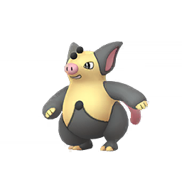 Image result for shiny grumpig