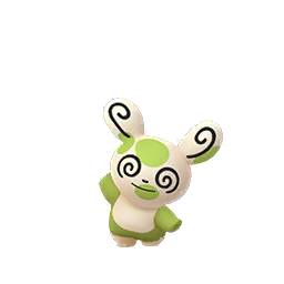 shiny spinda