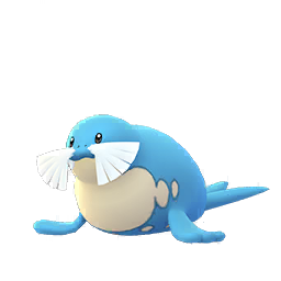 Pokemon GO Sealeo sprite (Male)