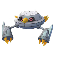 Pokemon GO Shiny Metang