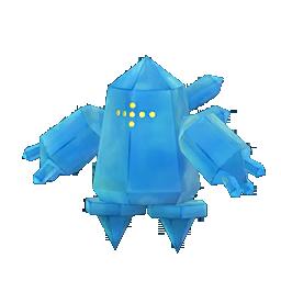 Shiny Regice Pokémon GO