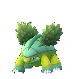 Shiny Grotle