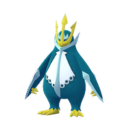 Pokemon GO Shiny Empoleon