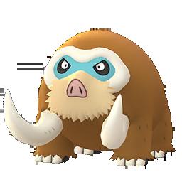 寵物小精靈GO Mamoswine