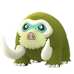 Pokemon GO Shiny Mamoswine