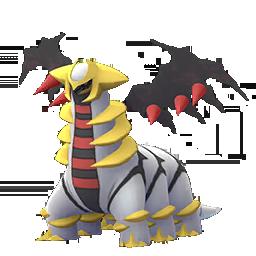 Image result for giratina pokemon go