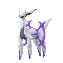 Pokemon GO  Dragon Arceus