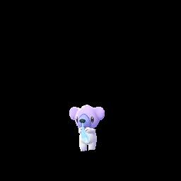 Pokemon GO Shiny Cubchoo