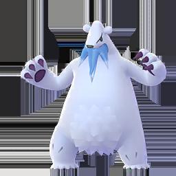 Pokemon GO Shiny Beartic