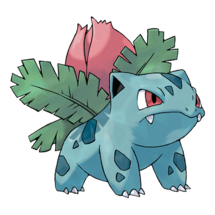 Pokemon GO Ivysaur