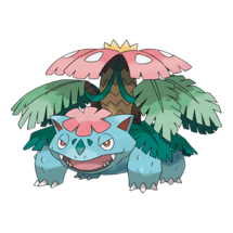 Pokemon GO Venusaur (Mega)