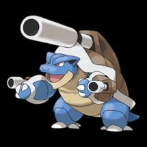 Pokemon GO Blastoise (Mega)