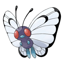 Pokemon GO  Butterfree