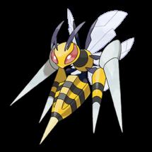 Pokemon GO Beedrill (Mega)