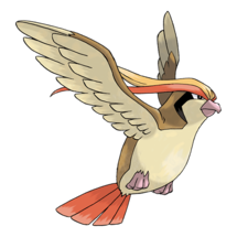 Pokemon GO Pidgeot