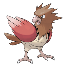 Pokemon GO Spearow