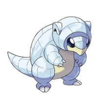 Pokemon GO Sandshrew (Alola)