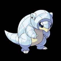 Pokémon GO Sandshrew (Alola)
