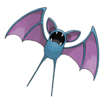 Pokemon GO Zubat