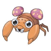 Pokemon GO Paras