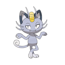 Pokemon GO Meowth (Alola)