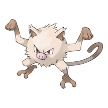 Pokemon GO Mankey