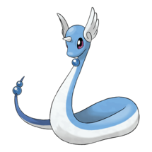Pokemon GO Dragonair