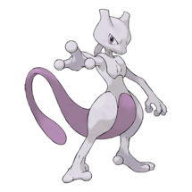 Pokemon GO Mewtwo