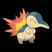 Pokemon GO Cyndaquil